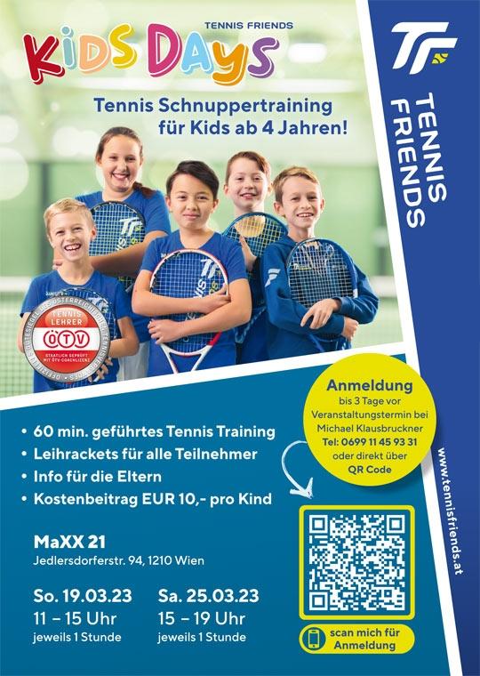 Tennis Herbstcamp